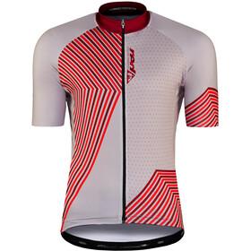 Red Cycling Products Mountain Maglietta a Maniche Corte Uomo, bianco/rosso